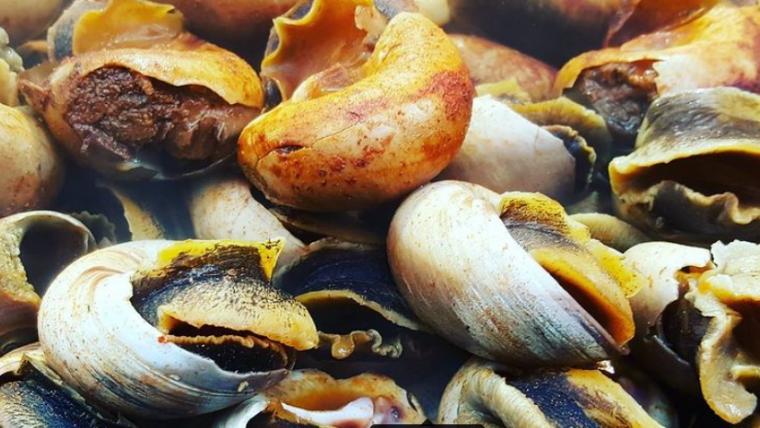 Czy można porównać steka wołowego do mięsa ślimaka?